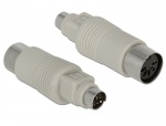Adaptor DIN 5 pini la PS/2 T-M, Delock 65630