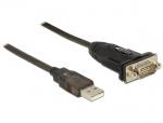 Adaptor USB la serial RS232 1.5m, Delock 62582