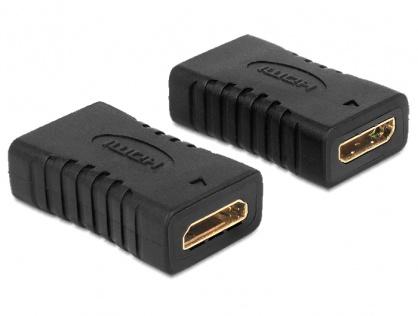 Adaptor mini HDMI-C M-M, Delock 65506