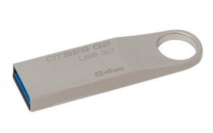 STICK USB 3.0 64GB KINGSTON DATA TRAVELER SE9 G2