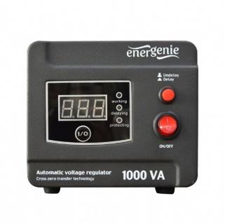 AVR 1000VA 1 x Schuko socket, GEMBIRD EG-AVR-D1000-01