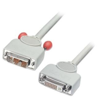 Cablu prelungitor DVI-D 20m Gri, Lindy L41267