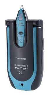 Tester multifunctional pentru cabluri RJ 45, RJ 11, Gembird T-WT-01