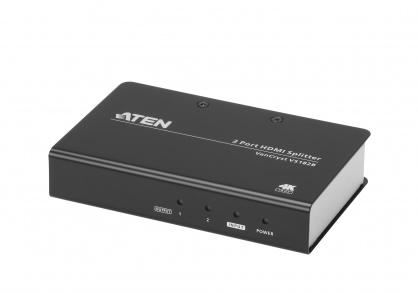 Multiplicator HDMI 2 porturi True 4K HDR, ATEN VS182B