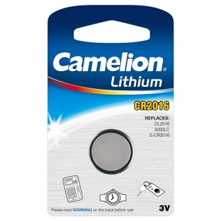 Camelion Baterie CR2016