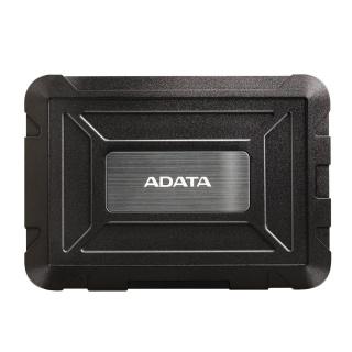 """Rack extern ED600 2.5"""" HDD SATA la USB 3.1, A-DATA AED600U31-CBK"""