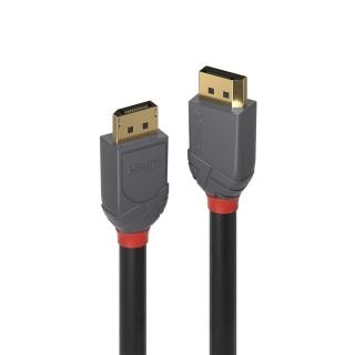 Cablu Displayport 8K / 4K@160Hz v1.4 T-T 1m Anthra Line, Lindy L36481