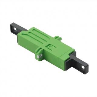 Cupla fibra optica LSH Simplex Verde Single mode, Roline 21.17.0040