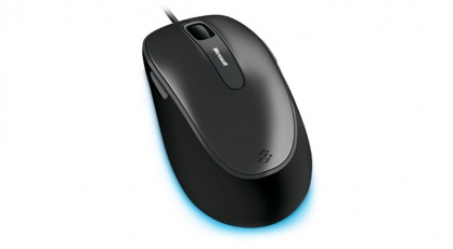 Mouse USB BlueTrack Comfort 4500 negru-gri 5 butoane, Microsoft