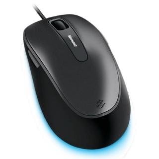 Mouse USB BlueTrack Comfort 4500 business 5 butoane negru, Microsoft
