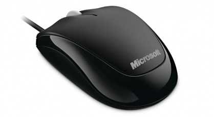 Mouse USB optic Negru, Microsoft 4HH-00002