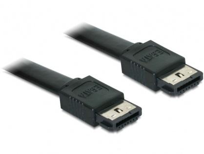 Cablu date eSATA 2m, Delock 84292