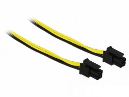 Cablu Micro Fit 3.0 4 pini Intel NUC T-T 10cm, Delock 85371