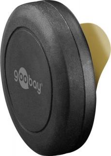 Suport magnetic universal self-adhesive (45mm), Goobay 62089
