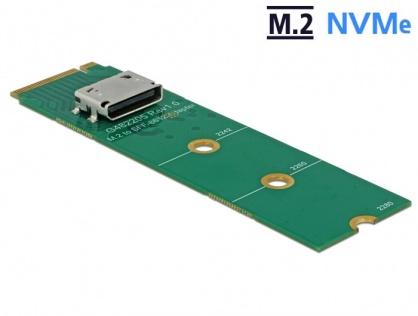 Convertor M.2 Key M la OCuLink SFF-8612, Delock 64040