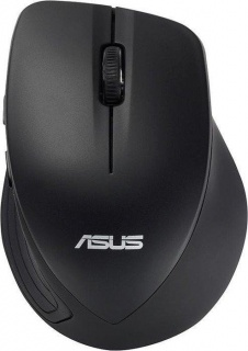 Mouse optic wireless WT465 V2 Negru, Asus