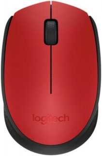 Mouse Logitech M171 Wireless Rosu