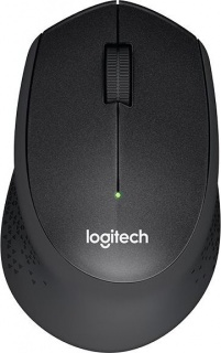 Mouse wireless M330 Silent Negru, Logitech
