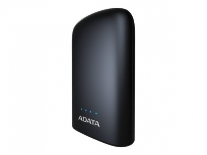 Power bank 10050mAh 2 x USB Negru, A-DATA P10050V
