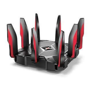 Router Gaming MU-MIMO Tri-Band, TP-LINK Archer C5400X