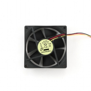 Ventilator/Cooler Carcasa 80mm, Gembird FANCASE/BALL