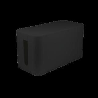 Cutie pentru organizare cabluri neagra 235x115x120mm, Logilink KAB0060