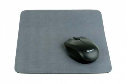 Mouse pad din panza Gri, Gembird MP-A1B1-GREY