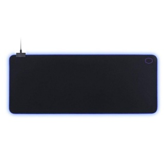 Mouse pad Gaming RGB 940 x 380 Negru & Mov, Cooler Master MPA-MP750-XL