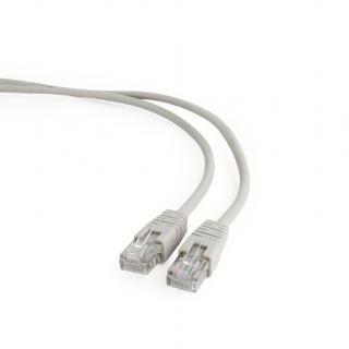 Cablu retea UTP cat. 5E 1m, Gembird PP12-1M
