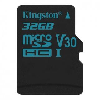 Card de memorie micro SDHC 32GB clasa 10 UHS-I, Kingston SDCG2/32GBSP
