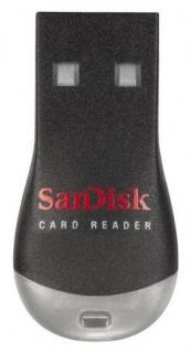 Cititor de carduri microSD/microSDHC/microSDXC, Sandisk SDDRK-121-B35