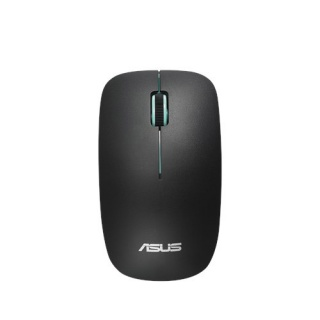 Mouse optic wireless Negru/Blue, Asus WT300