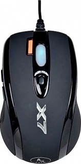 Mouse Gaming USB Oscar Laser, A4Tech XL-750MK