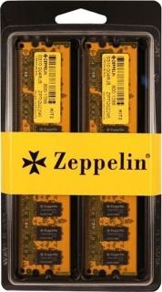Memorie DDR2/800 4GB (kit 2x2048M), Zeppelin ZE-DDR2-4G800-KIT