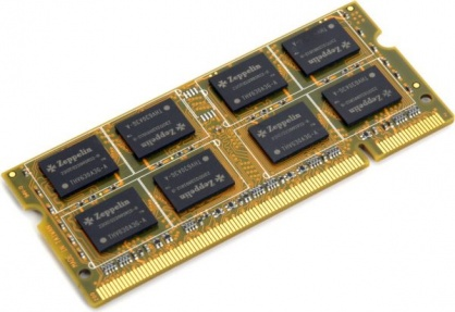 Memorie SODIMM DDR2/800 1GB PC6400 (dual channel), Zeppelin ZE-SD21024MB800bulk