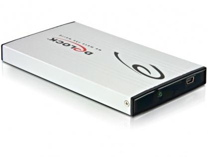 """Rack Extern HDD SATA 2.5"""" la USB 2.0, Delock 42467"""