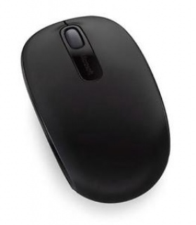 Mouse Wireless optic Mobile 1850 business negru, Microsoft