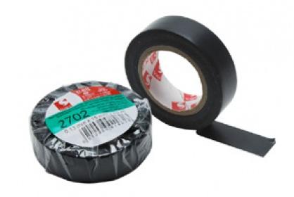 Banda izolatoare PVC 15mm/10m Negru, ZVPEP01