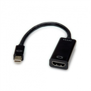 Adaptor mini Displayport la HDMI T-M 4K v1.2, Value 12.99.3142