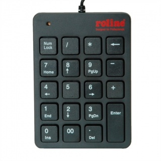 Tastatura Numerica Roline USB, 18.02.3229