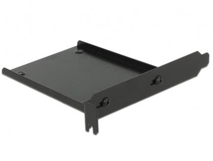 "Kit montare pentru 1 x 2.5"" HDD/SSD in slot PC, Delock 18212"