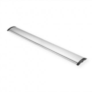 Oraganizator canal cablu aluminiu 1104 x 139mm, Roline 19.08.3106