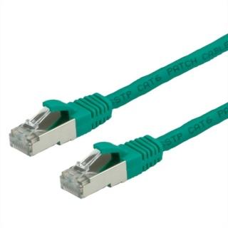 Cablu retea SFTP Value Cat.6 verde, LSOH, 2m, 21.99.1243
