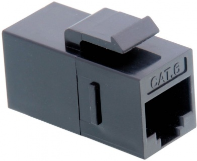 Cupla Keystone Value modulara RJ45 Cat.6, neecranata, 21.99.3003
