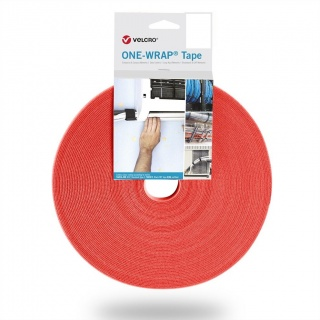 Rola cu arici 13mm x 25m Orange, VELCRO VEL OW64124