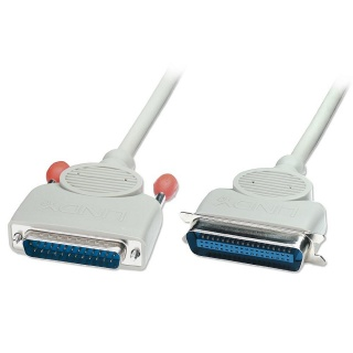 Cablu bidirectional pentru imprimanta paralel DB25M/C36M 2m, Lindy L31304
