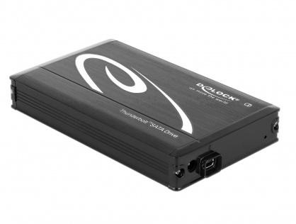 "Rack extern Thunderbolt la HDD SATA 2.5"" 15mm, Delock 42490"