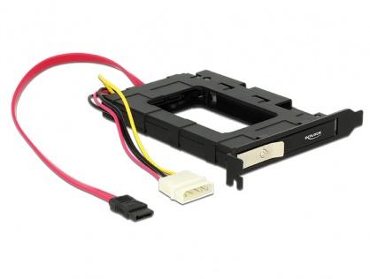 Rack mobil Bracket pentru 1 x 2.5 inch HDD SATA, Delock 47214