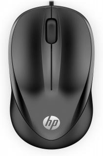 Mouse optic USB Negru, HP X1000