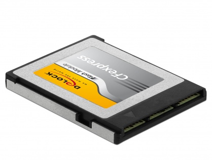 Card memorie CFexpress 128 GB, Delock 54065